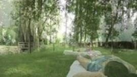 سكس محارم في الغابة مع اب اخذ بنته لينيكها في الطبيعة الخضراء