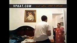 فضيحة عائلة مغربية كتشطح رقص جنسي