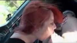 سكس جامد في السيارة مع فتاة مطيزة و خبيرة في المص