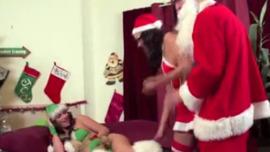 سكس جماعي في عيد الميلاد