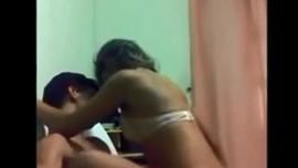 سكس حقيقي عربي ساخن بين الشاب و خادمة المنزل