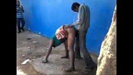 نيك شوارع مع مجنون أفريقي ينيك شحاتة أفريقية على الملأ