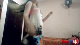 بنت مصرية غاوية ترقص وتمثل سكس امام الكاميرا