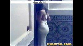 مغربية طيزها نار بملابس فاتنة جدا و اغراء قوي