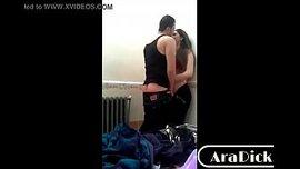مراهقين جزائريين يمارسون الجنس تصوير سري