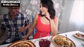 نيك زوجة الجار بعد عزيمة العشاء سكس تبادل مترجم