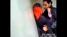 شاب مصري ينيك عشيقته تقفيش بزاز وقبلات ساخنة