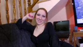 الدهون ، امرأة ذات شعر أحمر ، كلوي كوتور يحب أن تمتص ديك ثم تحصل مارس الجنس ضيق
