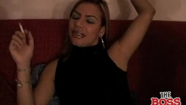 روزي مثير معها كبير الثدي لطيفة