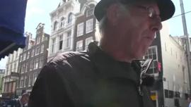 عاهرة أمستردام الساخنة يحصل على وجهها مارس الجنس من قبل السياح