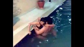 اجمل حفلة سكس خليجية في الكويت تبادل زوجات في المسبح