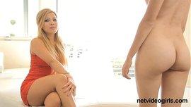 ثلاث فتيات سحاقيات في فيديو سكس سحاق ملتهب جداً وآهات جنسية ساخنة من لحس الكس