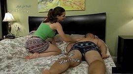 افلام نيك مراهقة هايجة من زب شاب اسود
