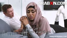 نيك زوجت العم المحجبة و السمينة اغتصاب الأفلام الإباحية العربية