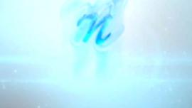 جميلة كينا جيمس ركوب قطب كبير
