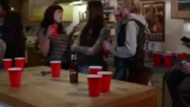 الفتاة السمين ، مالكالي يأكل قضيب بيتر الصلب قبل ممارسة الجنس المشبع بالبخار مع رجل أسود أقرن