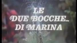 جبهة مورو القذرة ، وقد ربطت مارينا مع رجل أسود وسيم ولها الثلاثي معه